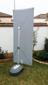 Expobanner outdoor XL