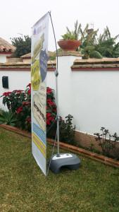 Expo banner Outdoor XL