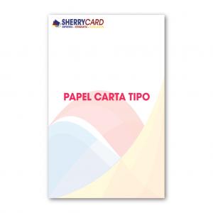 papel carta