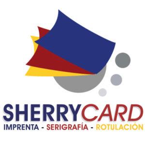 Logo cuadrado sherrycard
