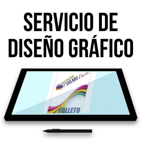 Servicio de diseño gráfico personalizado