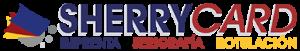 Logotipo sherrycard